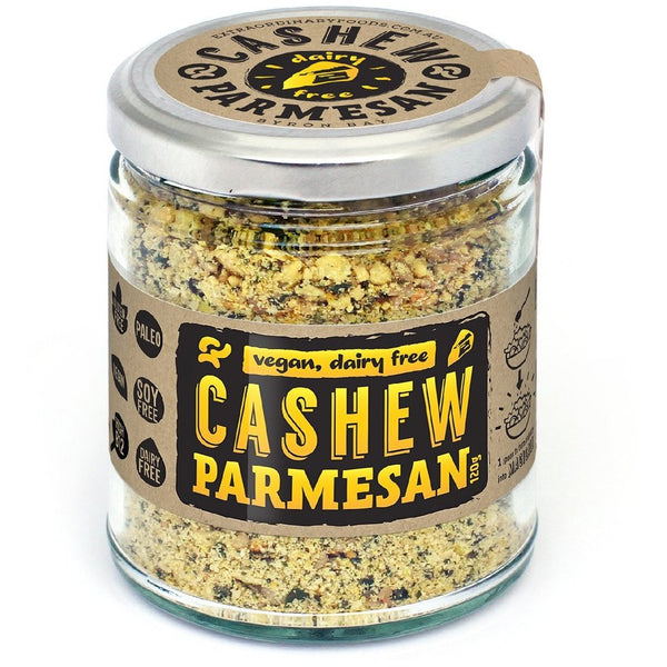 Extraordinary Foods Pimp My Salad Cashew Parmesan - 110g - Essentially Health Online Vegan Health Store