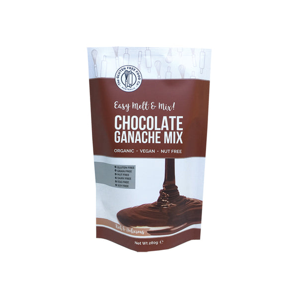 The Gluten Free Food Co Chocolate Ganache Mix 280g