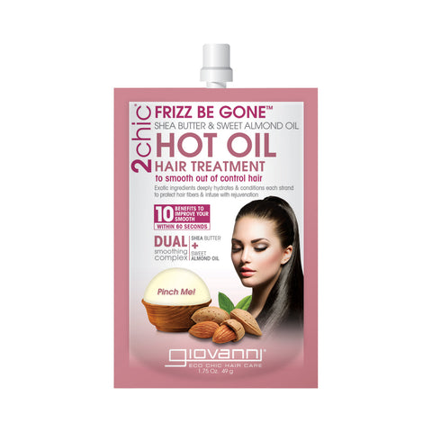 Giovanni Frizz Be Gone Hot Oil Hair Treatment 49g