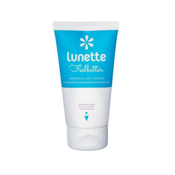 Lunette Feelbetter Cup Wash 150ml - Essentially Health Online Vegan Health Store Afterpay