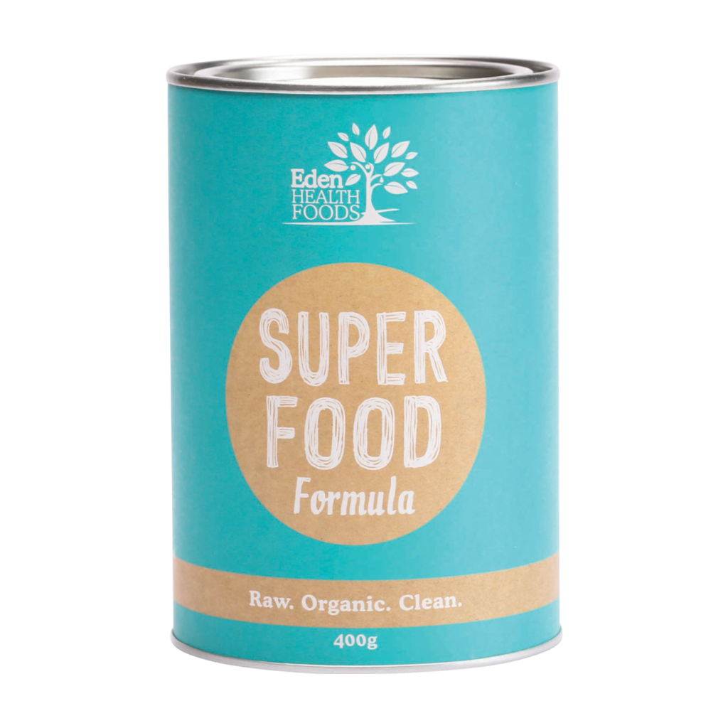 Eden Health Foods Superfood Certified Organic Greens Powder 400g - Essentially Health Online Vegan Health Store Afterpay