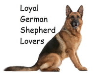 Loyal German Shepherd Lovers