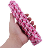 21cm German Shepherd Rope Tug Toy