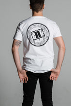 Five Lines 'The Beginning' T-Shirt - White (Slim-Regular Fit)