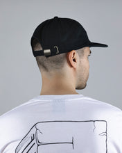 Five Lines 'Shredder' Cap - Black