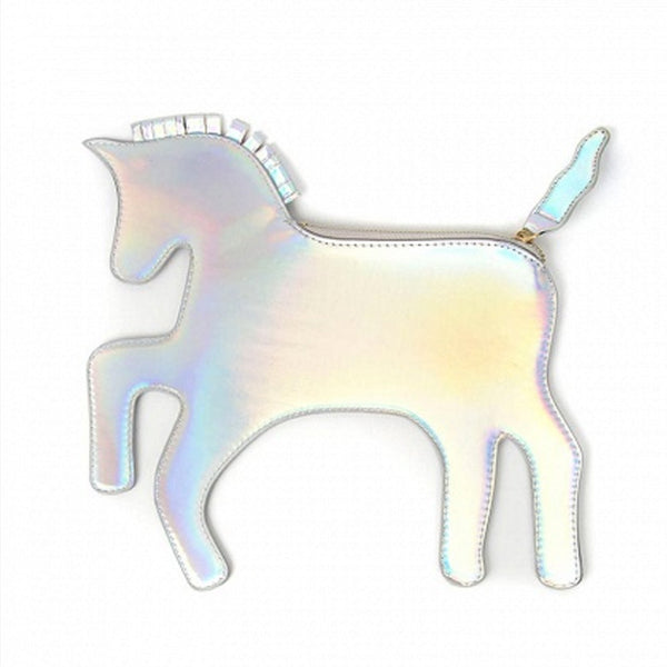 Unicorn Clutch Bag (Hologram) - primatrends.com