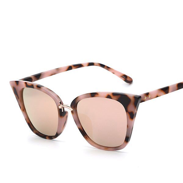Butterfly Shade Retro Vintage Fashion Sunglasses - primatrends.com