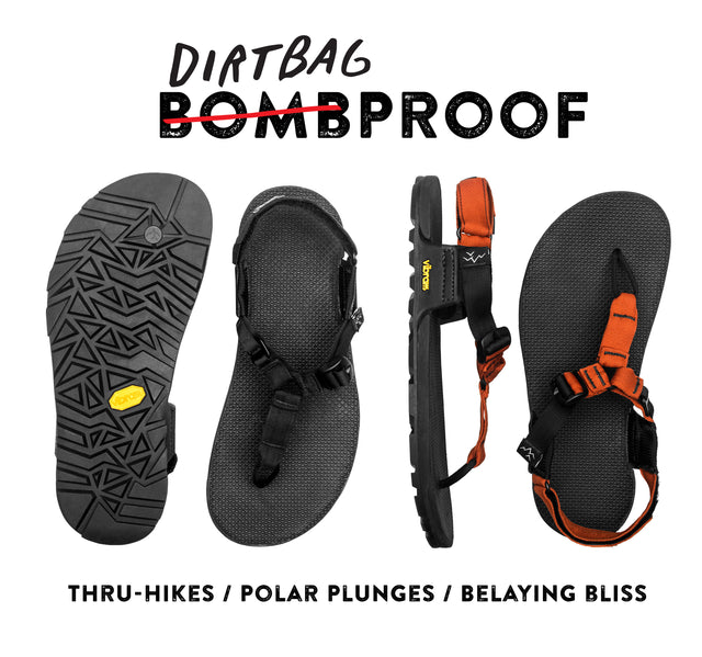 Dirtbag Proof - Thru-Hikes / Polar Pluges / Belaying Bliss
