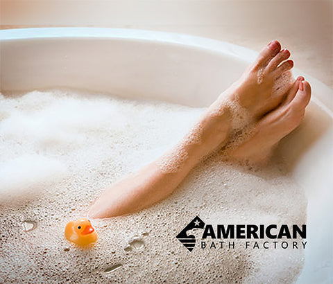 Dr Oz recommended Epsom Salts to soak away toxins, pain and stress