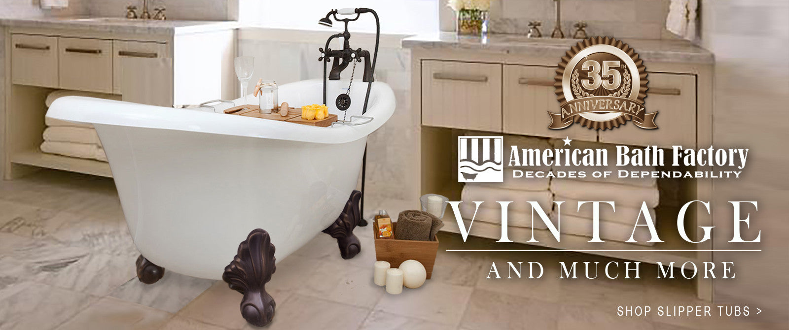 American Bath Factory Home Shower Kits Bathtubs Clawfoot Tub Faucet