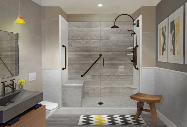 Trending From Standard Shower Kit To Custom American Bath Factory Adorable Bathroom Remodeling Portland Set