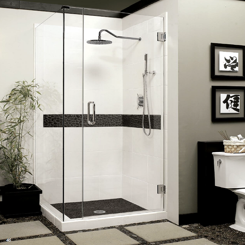 The Pebble Shower Style Combines Functionality With Beauty To Bring The Spa  Experience To Your Bathroom. Perfect For Any Bathroom With A Theme That Has  A ...