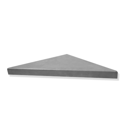 "Add on 12"" Corner Shaving Step/Shelf  Add On - American Bath Factory"