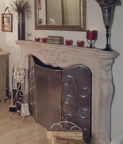 Fireplace Surround  Furniture - American Bath Factory