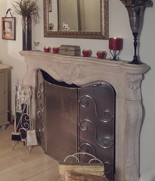 Fireplace Surround - American Bath Factory