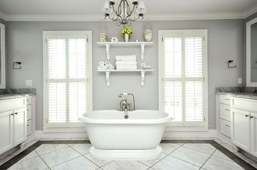 Pedestal Double Ended Bathtub  Bathtub - American Bath Factory