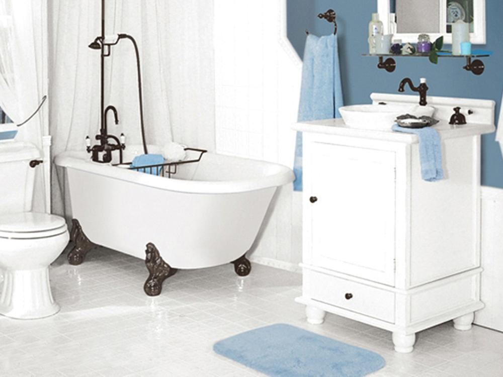 Classic Clawfoot Bathtub – American Bath Factory