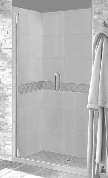 "Diamond 60"" Alcove Shower Kit Style & Color Options"