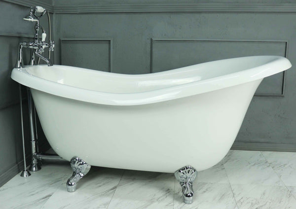 Chelsea Slipper Clawfoot Tub American Bath Factory