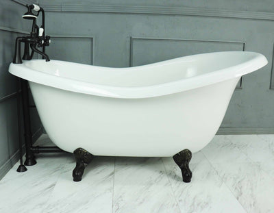 Clawfoot Slipper Chelsea Quot Value Package Bathtub