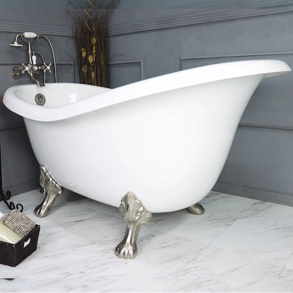 Slipper Clawfoot Bathtub  Bathtub - American Bath Factory