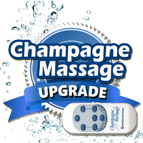 Champagne Massage Upgrade