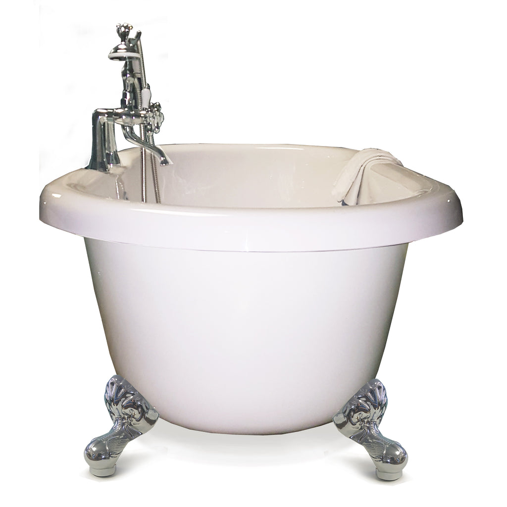 Chelsea Double Ended Imperial Clawfoot Tub – American Bath Factory