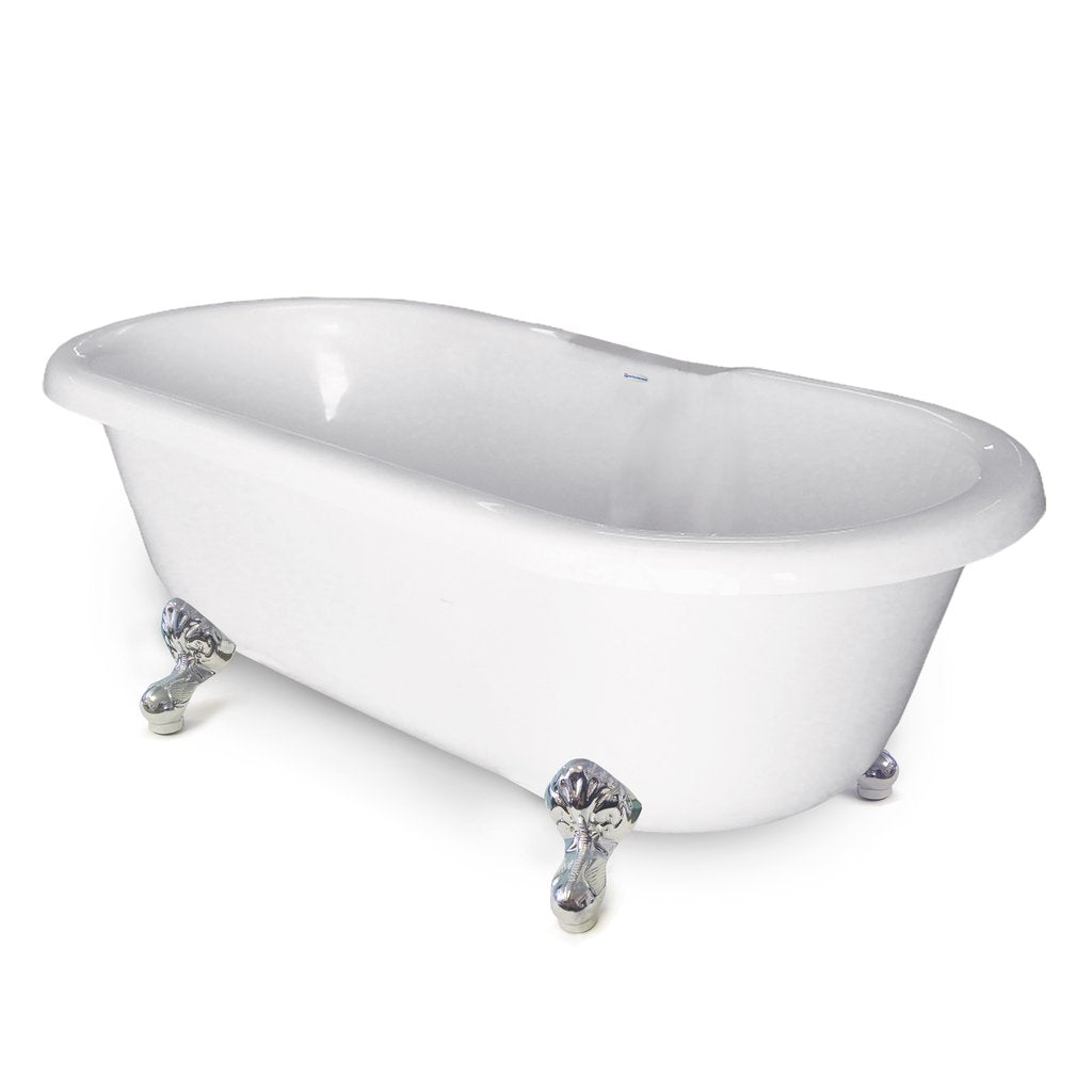 Double Ended Clawfoot Bathtub – American Bath Factory