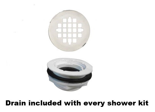 Neo Sonoma Shower Kit American Bath Factory
