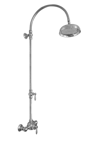 F600 Exposed Thermostatic Shower Faucet