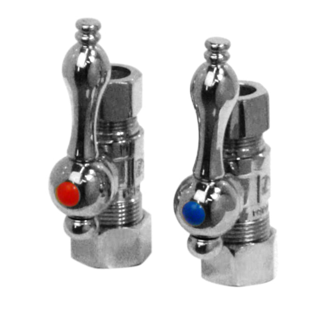 F5910 Supply Line Shutoff Valves  Bathtub Detail - American Bath Factory