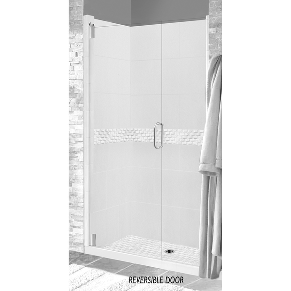 Jewel Alcove Shower Kit Style & Color Options