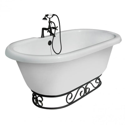 Fierro Double Ended Bathtub  Bathtub - American Bath Factory