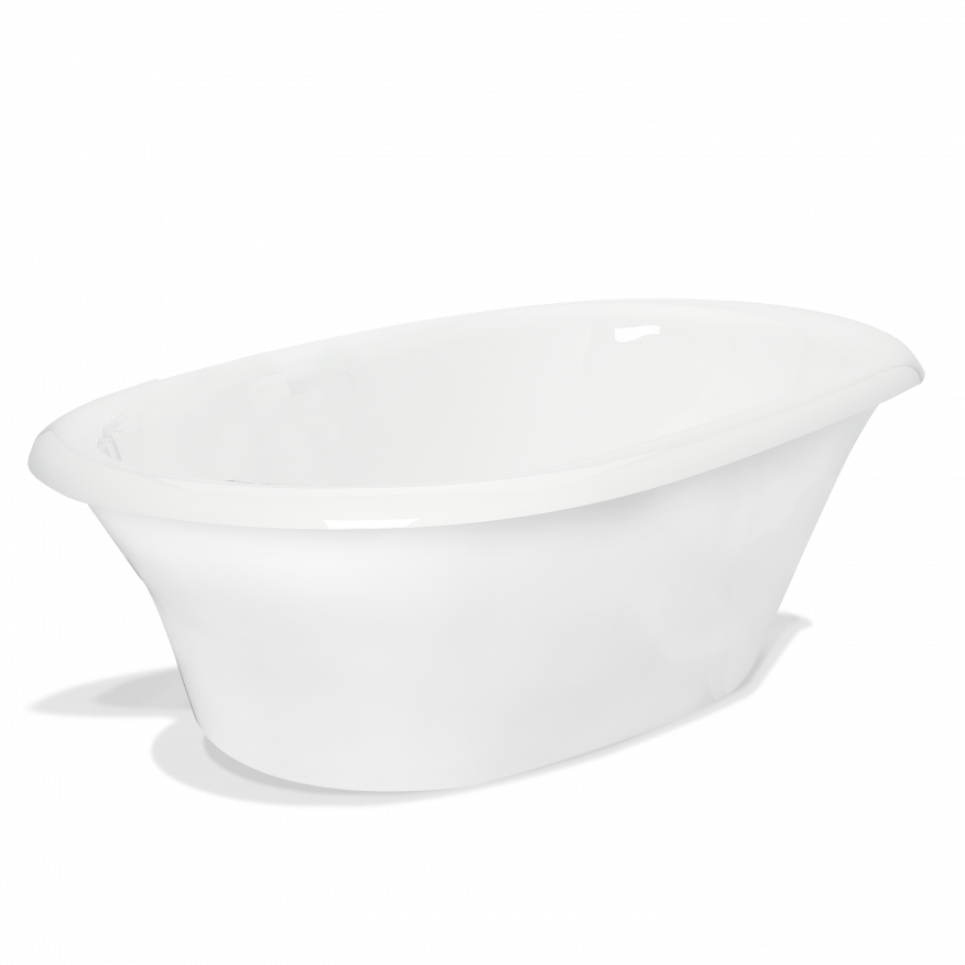 Novel Double Ended Bathtub  Bathtub - American Bath Factory