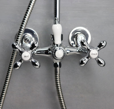 F512H-SR Exposed Regal Shower Valve with Hand Shower  Faucet - American Bath Factory