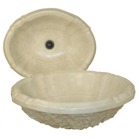 Sicily Drop-In Bowl  Bowl - American Bath Factory