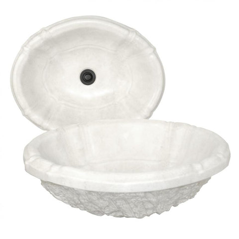 Sicily Drop-In Bowl - American Bath Factory