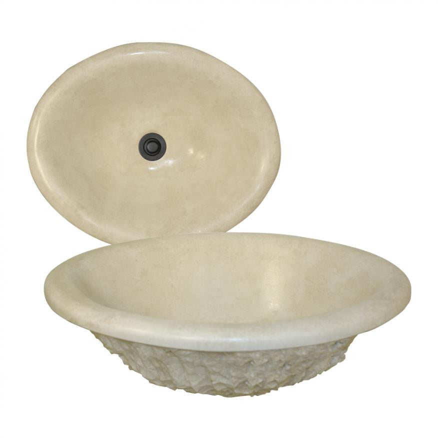 Madrid Drop-In Bowl  Bowl - American Bath Factory