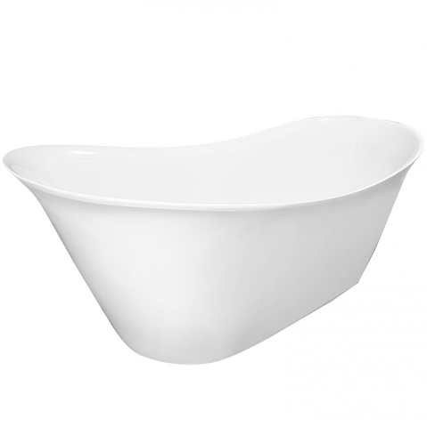 Euro Slipper Bathtub  Bathtub - American Bath Factory