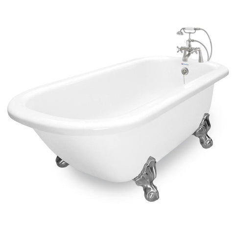 Classic Clawfoot Bathtub  Bathtub - American Bath Factory