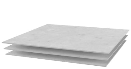 "24"" x 12"" Sistine Stone Tile Kits  Shower Detail - American Bath Factory"