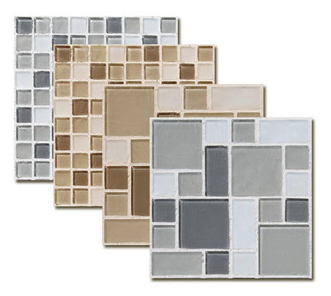 Sistine Stone Mosaic Tile Samples