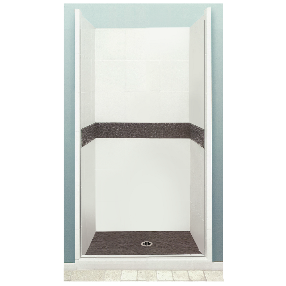 Alcove Zen Shower Kit  Shower - American Bath Factory