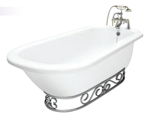 Fierro Classic Bathtub  Bathtub - American Bath Factory