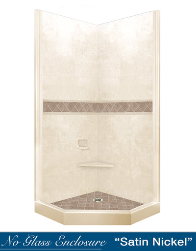"Diamond Espresso Desert Sand ""Neo Shower Kit"": Price below have been discount 25%"