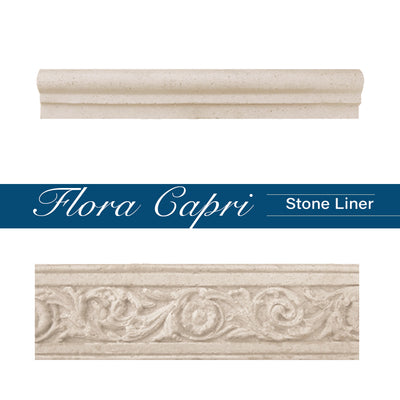 Flora Capri Alcove Shower Kit