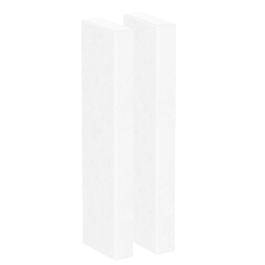 "24"" Wall Casing Threshold Extension Kit  Shower Detail - American Bath Factory"