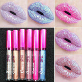 Sparkle Nude Long Lasting Waterproof lip gloss - Free Shipping!