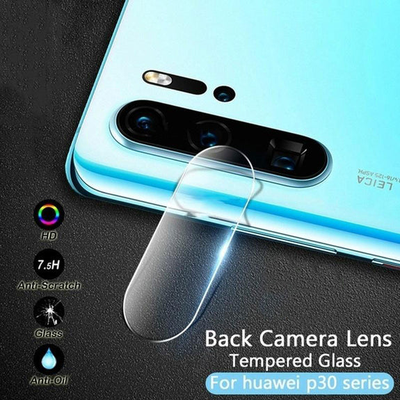 Huawei P30 Camera Lens Protector Tempered Glass