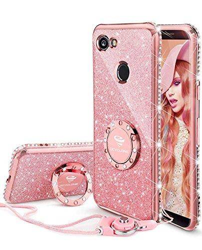 Discount HOT Luxury Bling Case For Google Pixel 2 / 2 XL